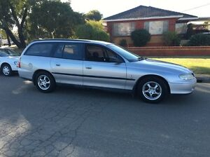 2002 Holden Commodore VX Wagon Auto 3months rego Liverpool Liverpool Area Preview