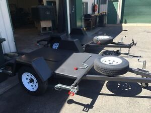 6x4 flatbed trailer built to order Smithfield Playford Area Preview