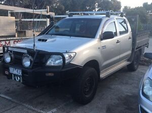 Toyota Hilux Mill Park Whittlesea Area Preview