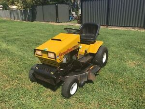 Greenfield Fastcut 25hp Ride On Mower Redbank Plains Ipswich City Preview