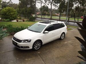 VW PASSAT WAGON + sunroof + towbar Kings Langley Blacktown Area Preview