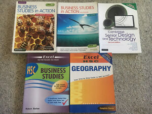HSC Textbooks Inverell Inverell Area Preview