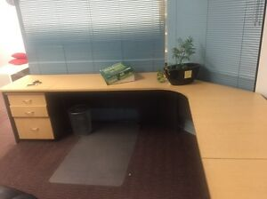 Office furniture - desks - cabinets / drawers - chairs West Perth Perth City Area Preview