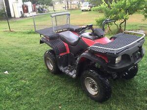 Janshie 250cc quad for sale Texas Inverell Area Preview