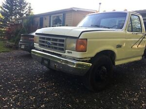 Parting out 1991 f350 cab and chassis