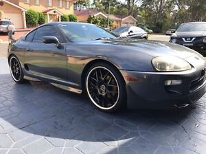 1997 Toyota Supra N/A Auto Hinchinbrook Liverpool Area Preview