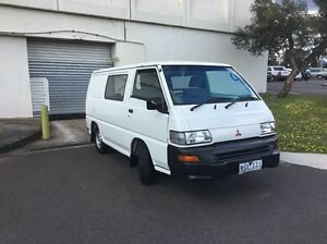 2007 MITSUBISHI EXPRESS REGO & RWC. *** 1 YEAR FREE WARRANTY*** Lilydale Yarra Ranges Preview