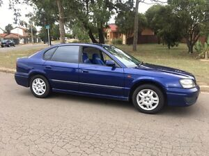 2001 Subaru Liberty GX AWD Manual 4months Rego Liverpool Liverpool Area Preview