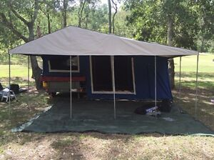 2011 Off-road Market Direct Camper Trailer with extras!! North Lakes Pine Rivers Area Preview
