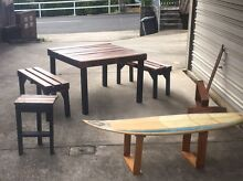 Upcycled Reclaimed Pallet Furniture Herston Brisbane North East Preview