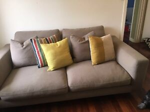 Freedom Basis Ash Sofa/Couch Hamersley Stirling Area Preview