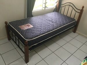 Single Bed with Mattress Millner Darwin City Preview
