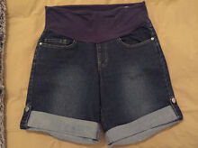 Ninth Moon maternity shorts FOR SALE Coorparoo Brisbane South East Preview