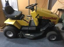 Greenfield Ride-on Lawn Mower Gaven Gold Coast City Preview