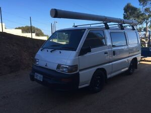 Mitsubishi Express 2003 Para Hills West Salisbury Area Preview