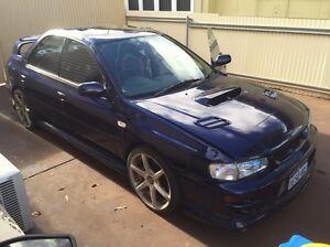 Subaru WRX 99 Kalgoorlie Kalgoorlie Area Preview
