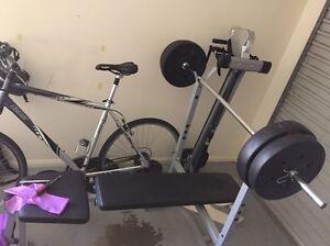 Gym Weights & bench press Salisbury Brisbane South West Preview