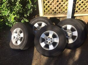 D40 Rims and Tyres Jesmond Newcastle Area Preview