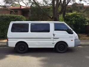 Immaculate 2002 ford ECONOVAN long rego campervan full camping gear Sydney City Inner Sydney Preview