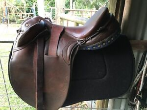 Stock saddle Samford Valley Brisbane North West Preview