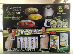Soup mate pro Gray Palmerston Area Preview