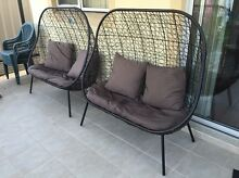 DEL TERRA OUTDOOR LIVING SET 6 seater. Free delivery Bankstown Bankstown Area Preview