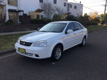 2008 Holden Viva JF auto low Kms 5months Rego