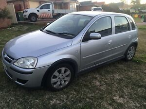 Holden Barina 2004 Bligh Park Hawkesbury Area Preview