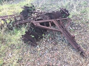 Old Disc Plough Palmwoods Maroochydore Area Preview