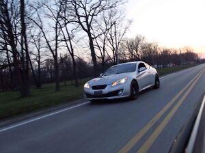 2011 Genesis coupe Premium