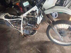 Honda XL250 1987 parts Earlville Cairns City Preview