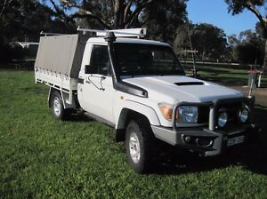 2009 GX Landcruiser Ute Kyabram Campaspe Area Preview
