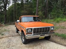 Ford F100 XLT 4WD Byron Bay Byron Area Preview