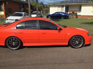 Ford Falcon XR6 Turbo modified St Marys Penrith Area Preview