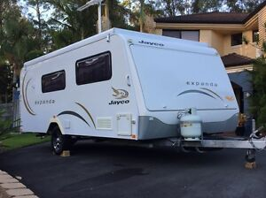 2010 Jayco Expanda 16.49-2HL Bunk Beds Albany Creek Brisbane North East Preview