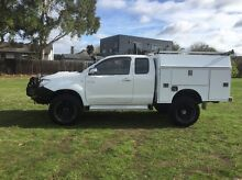 HILUX EXTRA CAB TURBO DIESEL Roxburgh Park Hume Area Preview