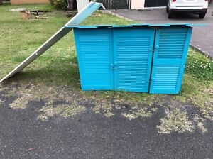 Free! Chicken hutch and ramp Picton Wollondilly Area Preview