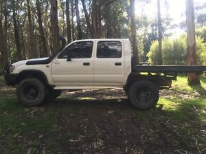 2003, Hilux, Tray, 4x4 Selby Yarra Ranges Preview