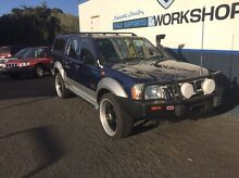 2003 Nissan Navara d22 Str turbo diesel manual 4x4 dualcab ute Bundaberg Central Bundaberg City Preview