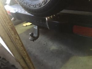 Discovery 2 rear bumper bar  Land Rover Redbank Plains Ipswich City Preview