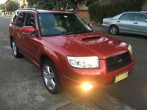 URGENT SALE Subaru Forester XT Turbo 2006 AWD Luxury Tempe Marrickville Area Preview