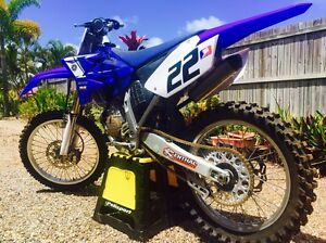 2008 YZ125 Victoria Point Redland Area Preview
