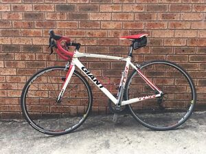 GIANT TCR SHIMANO GEAR Small Frame Earlwood Canterbury Area Preview