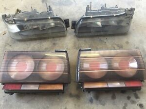 Nissan skyline R31 TI headlights and taillights Dural Hornsby Area Preview
