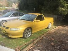 VU ute for sale/swap The Entrance Wyong Area Preview