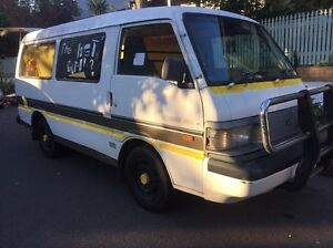 Very clean camper van 3 seaters/ long rego/ full camping gears Sydney City Inner Sydney Preview