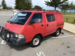 Camper Van - Toyota Townace South Fremantle Fremantle Area Preview
