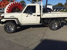 Toyota landcruiser wheels and tyres Madeley Wanneroo Area Preview
