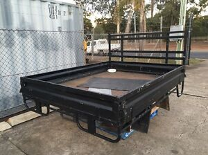 Steel tray 6x8 foot hilux, landcruiser Maraylya The Hills District Preview