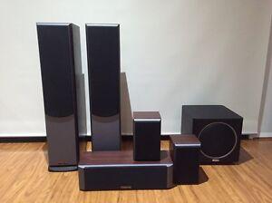 Home theatre speakers Frankston Frankston Area Preview